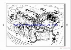 Renault Megane Ii X84 Nt8274 Disk Wiring Diagrams Manual 03