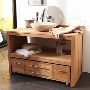 meuble salle de bain bois leroy merlin cool finest meuble With leroy merlin meuble salle de bain teck
