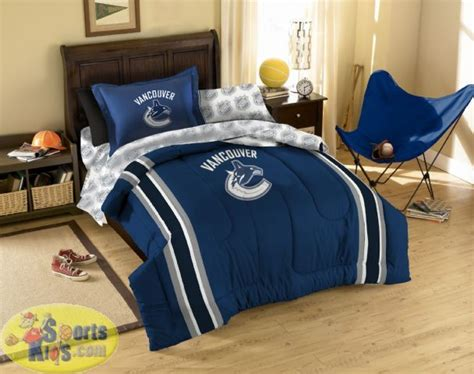 17 Best Images About Nhl Bedding On Pinterest