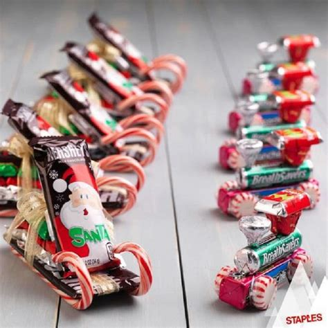 12 Wondrous Diy Candy Cane Sleigh Ideas That Will Leave