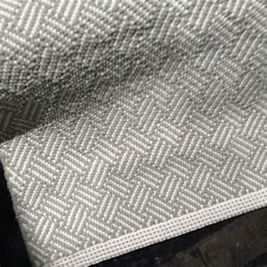 Teppich 100 X 200 : poly teppich lacis grau weiss 200 x 300 cm bei le bon jour ~ Bigdaddyawards.com Haus und Dekorationen