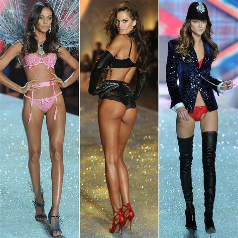 Victorias Secret Fashion Show Lingerie 2013 Popsugar