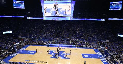New Agreement Keeps Uk Men's Basketball In Rupp Arena 15