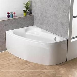 Qualitex Ascent Superspec Tennessee Offset Corner Bath