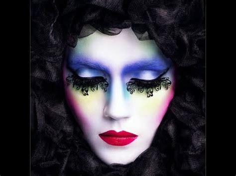 carnival venetian mask makeup tutorial halloween fancy dress shonagh scott showme