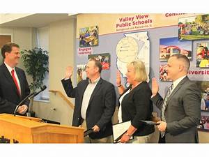 Valley View School District School Board Re-organizes ...