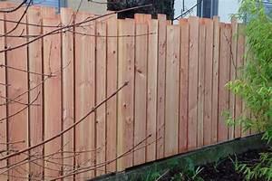 Cloture Jardin Bois : palissade en bois pour jardin ~ Premium-room.com Idées de Décoration