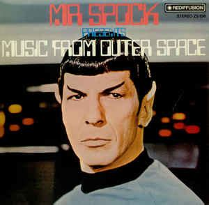 leonard nimoy discogs leonard nimoy mr spock presents music from outer space