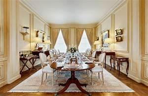 salle a manger jaune des exemples tres chaleureux With salle a manger luxueuse