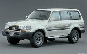 1990 Toyota Land Cruiser - Information And Photos