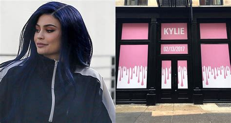 Kylie Jenner Shop Kylie Jenner Is Headed To Nyc To Open Pop Up Shop In Soho
