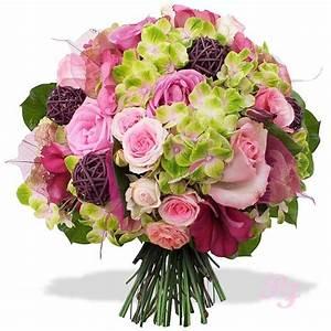 Bouquet De Fleurs : les fleurs du fleuriste bouquet mazurka ~ Teatrodelosmanantiales.com Idées de Décoration