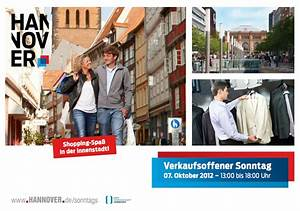 Verkaufsoffener Sonntag Hannover : der verkaufsoffene sonntag am 7 oktober 2012 duftet nach ~ Watch28wear.com Haus und Dekorationen