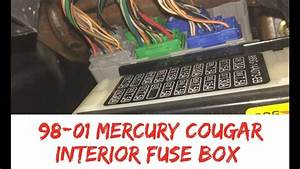 Fuse Box Location 99