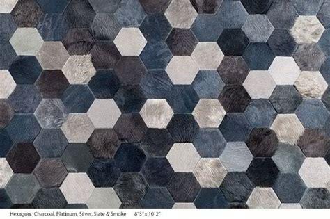dining room grey sterling cowhide rug designs by kyle bunting decoholic