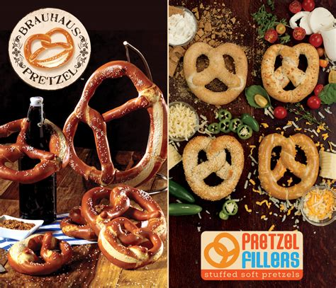 j and j snack food j j snack foods continues innovation with new soft pretzels