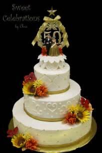50th wedding anniversary cake ideas 50th wedding anniversary cake cakecentral