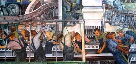the detroit industry mural diego rivera s humanist the humanist community of central ohio