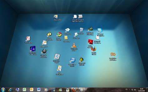 icone bureau windows 7 réaliser un bureau en 3d sous windows avec bumptop