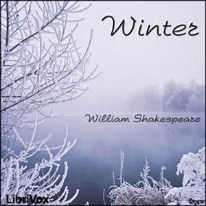 Listen to Winter (Shakespeare) by William Shakespeare at Audiobooks