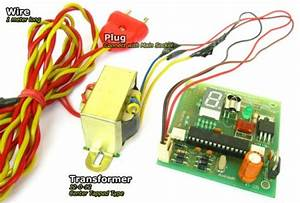 Buy Remote Controlled Ac Fan Speed Regulator Kit For