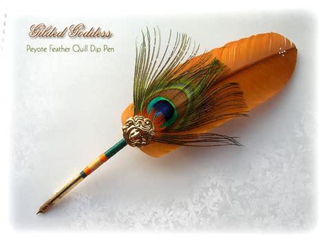 peyote feather quill   chaeyahne  deviantart