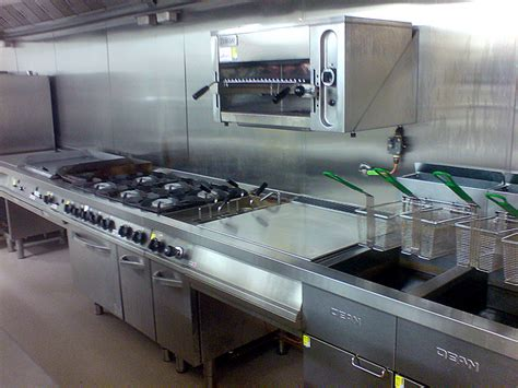 Hospitality Design Melbourne Commercial Kitchens » Richfield