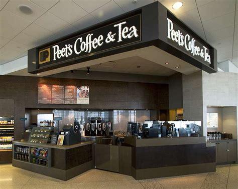 The original coffee revolution begins. Peet's Coffee & Tea | http://www.flysfo.com/