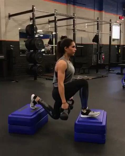 instagram workout step kettlebell