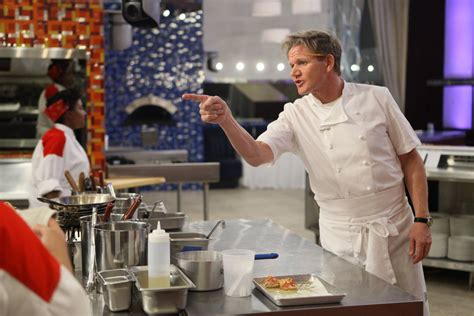 gordon ramsay apre  ristorante  tema hells kitchen agrodolce