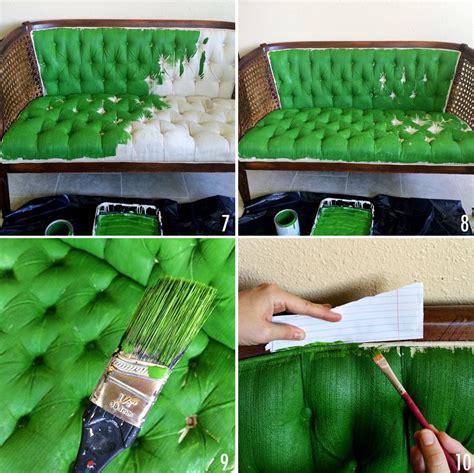 relooker un canapé en tissu comment relooker un ameublement un tissu bricobistro