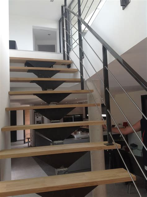 escalier m 233 tallique quart tournant 224 verg 232 ze vente escalier metallique