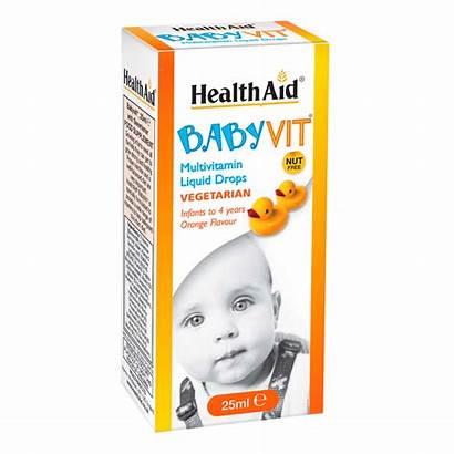 Drops Vit Healthaid Vitamins Orange Flavour Multivitamin