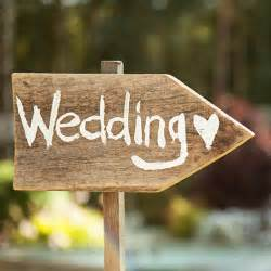 rustic wedding signs wedding signs hitched co uk