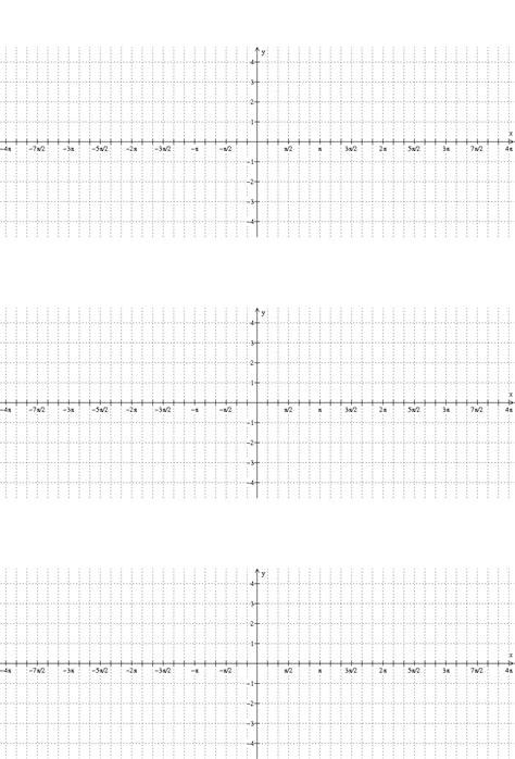 trig graph paper beavercreek high school