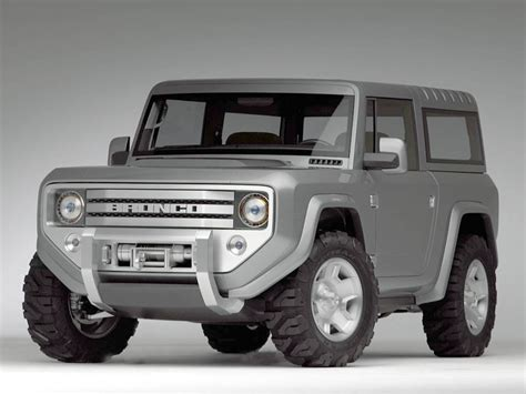 ford bronco preview release date price design
