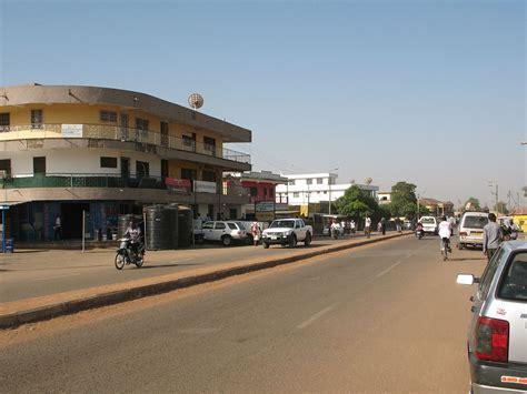 List Of Settlements In Ghana