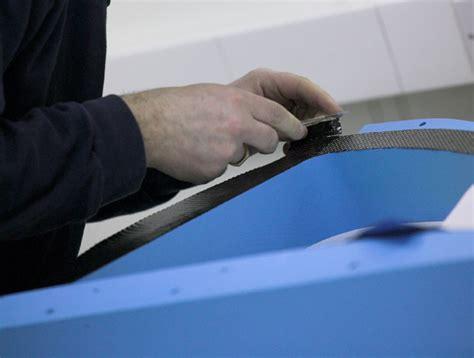 carbon composite process  provide superb surface finish   durability