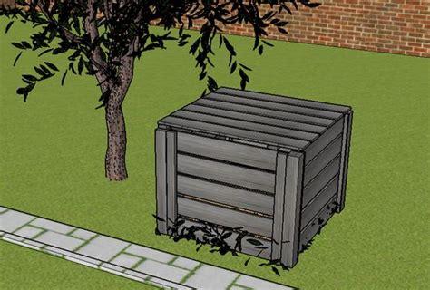 Kompost Anlegen Schritt 3