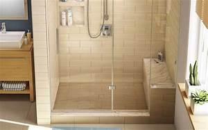 Pose D Une Douche À L Italienne : installation d 39 une douche italienne quels l ments choisir ~ Melissatoandfro.com Idées de Décoration