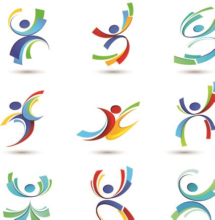 sport elements logo and icon vector 05 sport icons vector icons vector logo vector sport