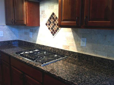 what backsplash goes with baltic brown baltic brown