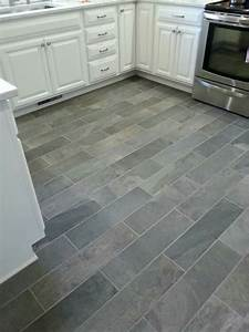 25 best ideas about tile floor kitchen on pinterest With kitchen cabinets lowes with tile wall art ideas