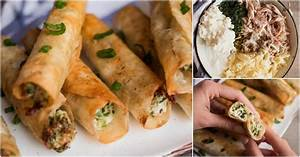 and easy chicken taquitos recipe diy crafts