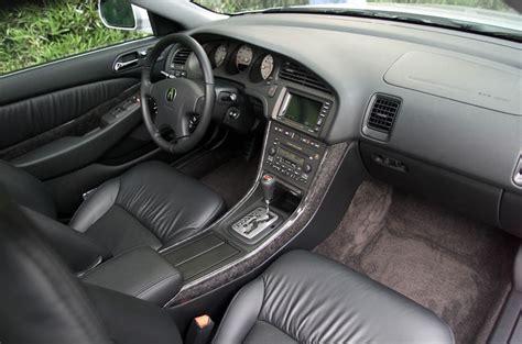 acura  tl type  interior picture pic image