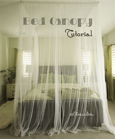 how to make a bed canopy how to make a ceiling bed canopy tutorial