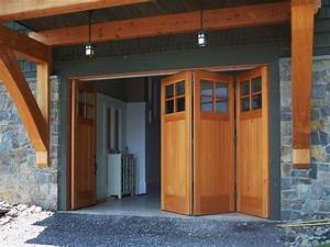 residential bifold garage doors bi fold garage doors With barn style garage doors for sale