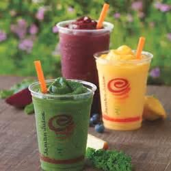 jamba juice make it light jamba juice fermé bars à jus de fruits smoothies