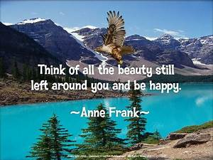Famous Quotes About Nature's Beauty | selected quotes ...