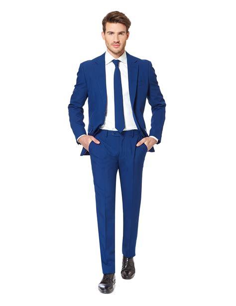 costume  bleu marine homme opposuits deguise toi